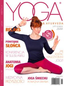 Yoga_Ayurveda_lato 2016_okładka